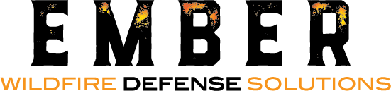Ember Wildfire Defense Solutions Logo