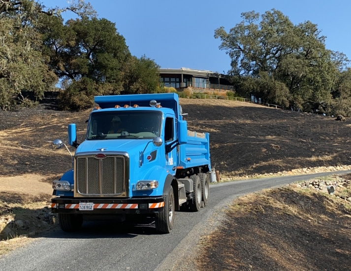 waveGuard Blue truck