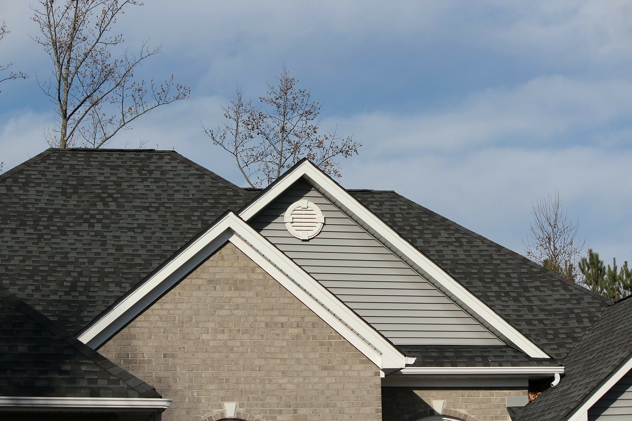roofline and gutters