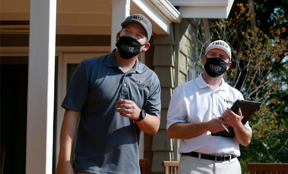 wildfire defense home inspection