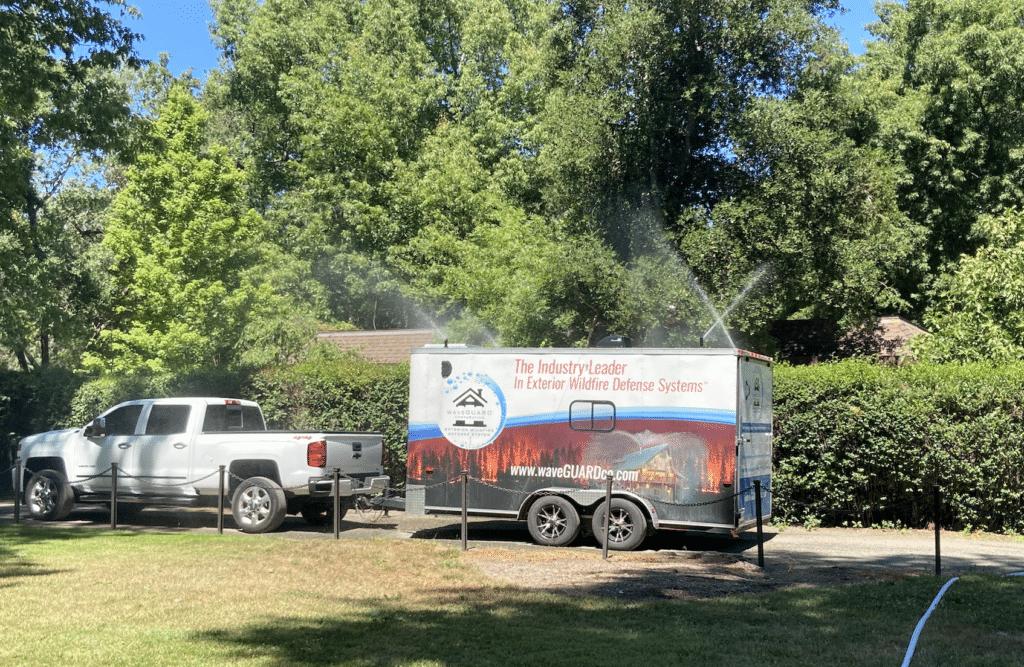 waveguard sprinkler
