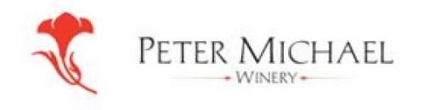 peter michael winery logo